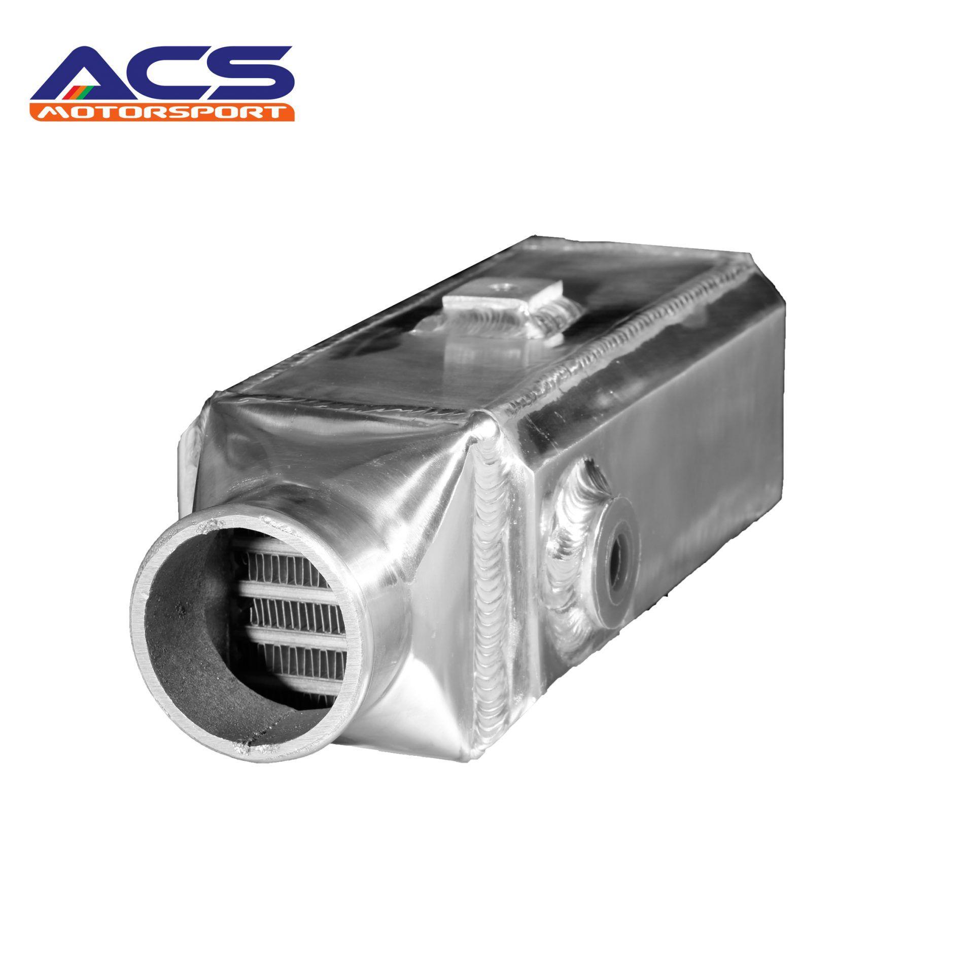 25 ROW Universal Aluminum Engine Transmission Oil Cooler