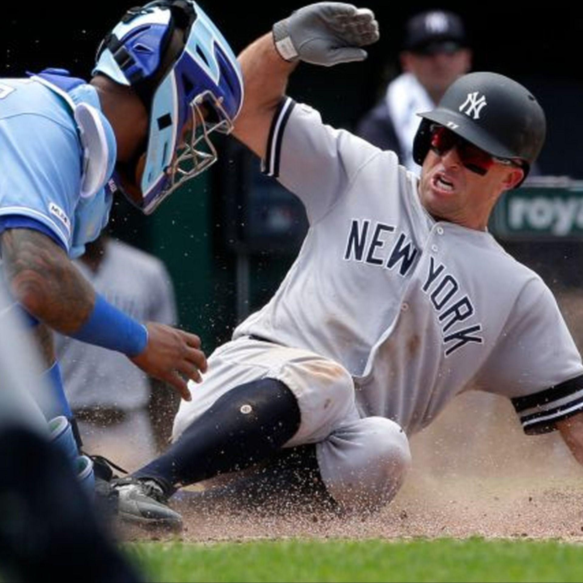 Brett gardner outfielder new york yankees new york