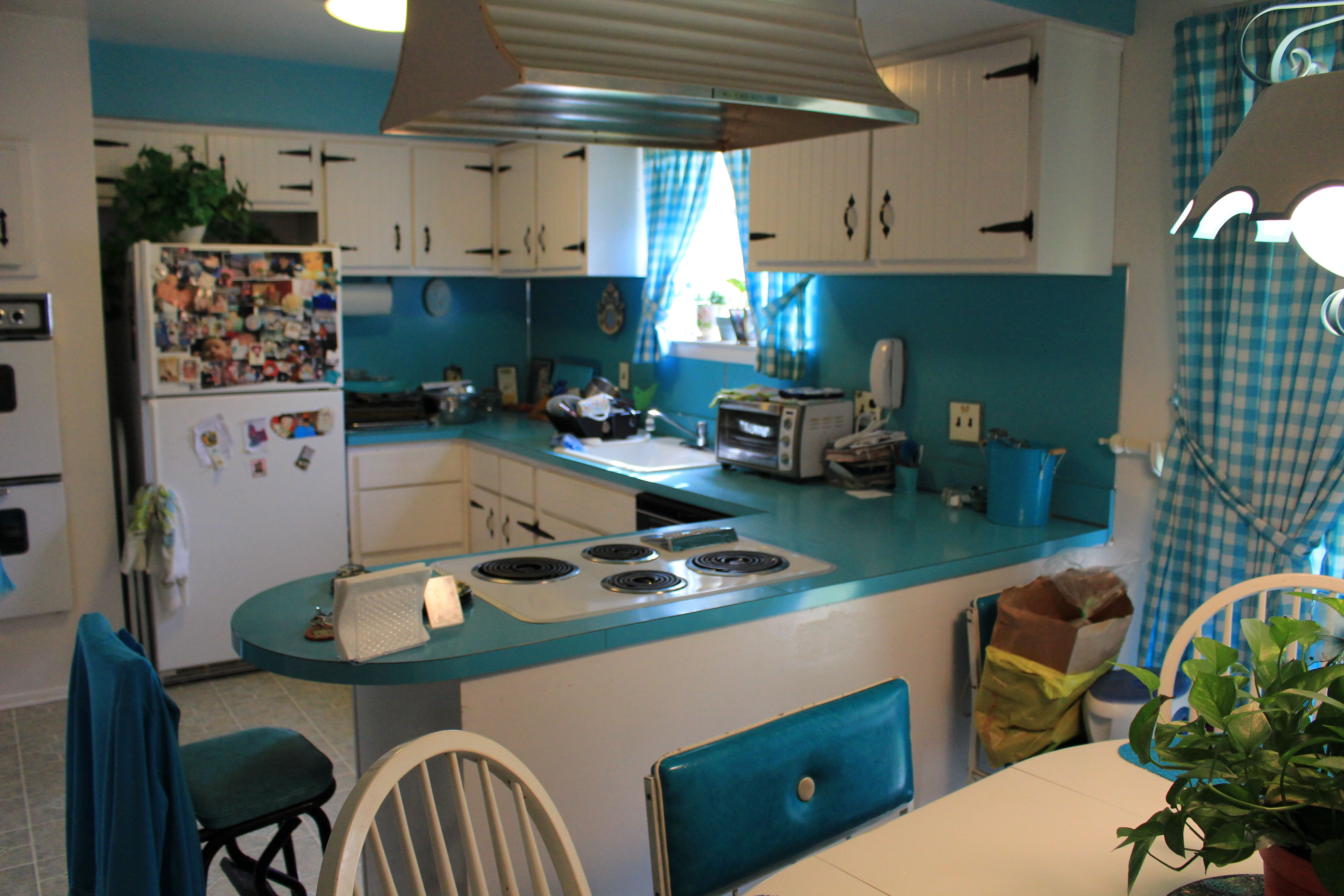 Is this kitchen ready for a makeover?