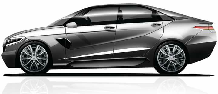 Honda city for 2020 | sketches and concepts | Honda city ...