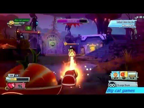 Plants Vs Zombies Garden Warfare 2 Single Player Gameplay
