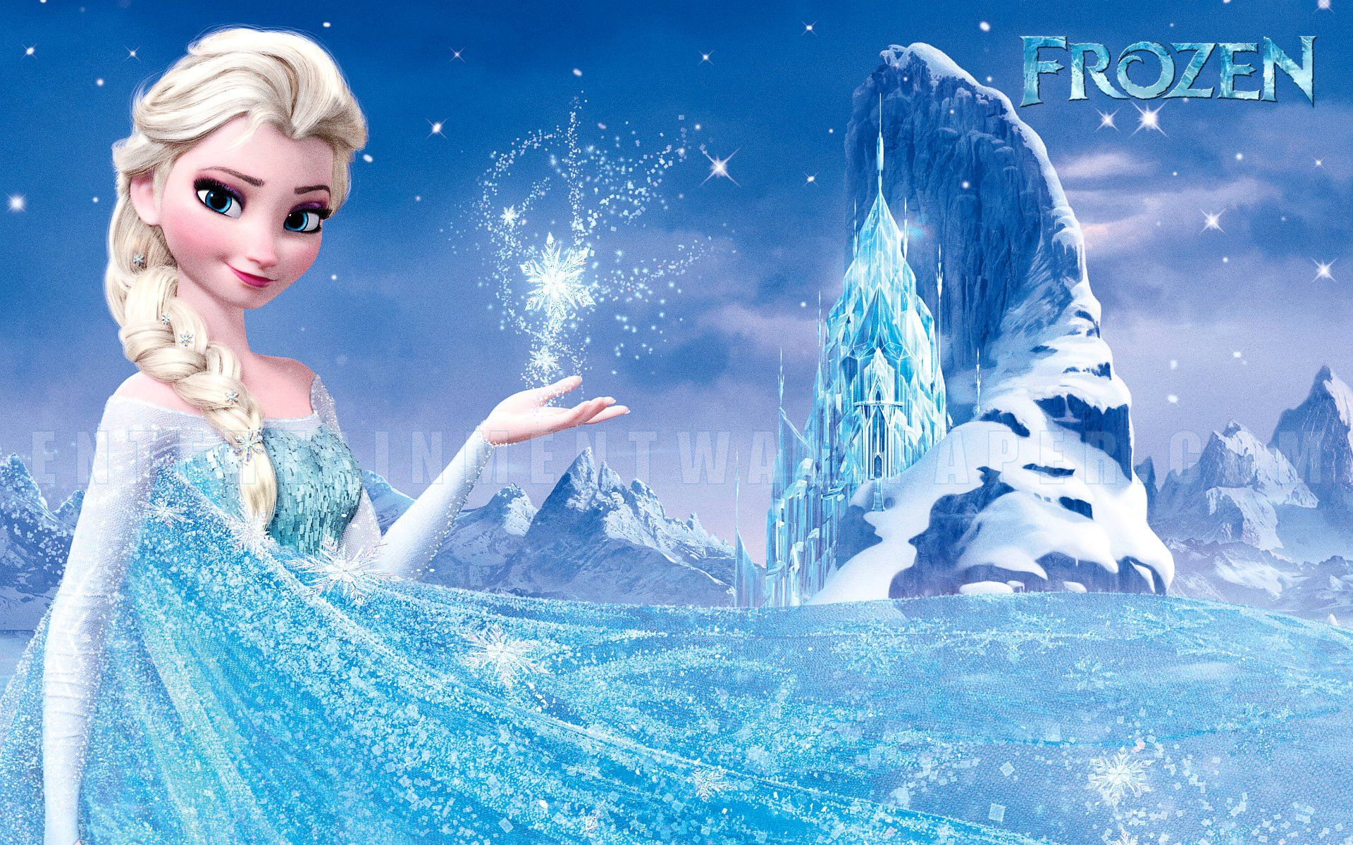 Elsa Disney Frozen HD Wallpaper