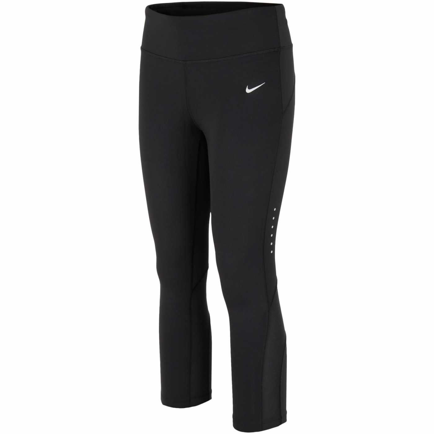 24488362c22 Køb Nike Epic Lux Crop Tights - Dame i Sort online | Running | Nike ...