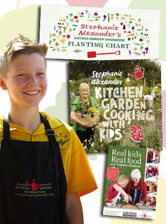 Check Out This Great Kitchen Garden Kid Pack Includes Apron