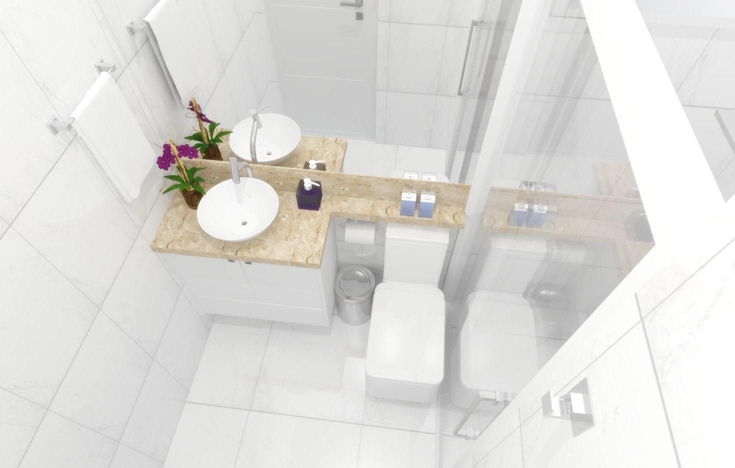 Seu sonho desenhado: Banheiros e Lavabos   Banheiro   Pinterest