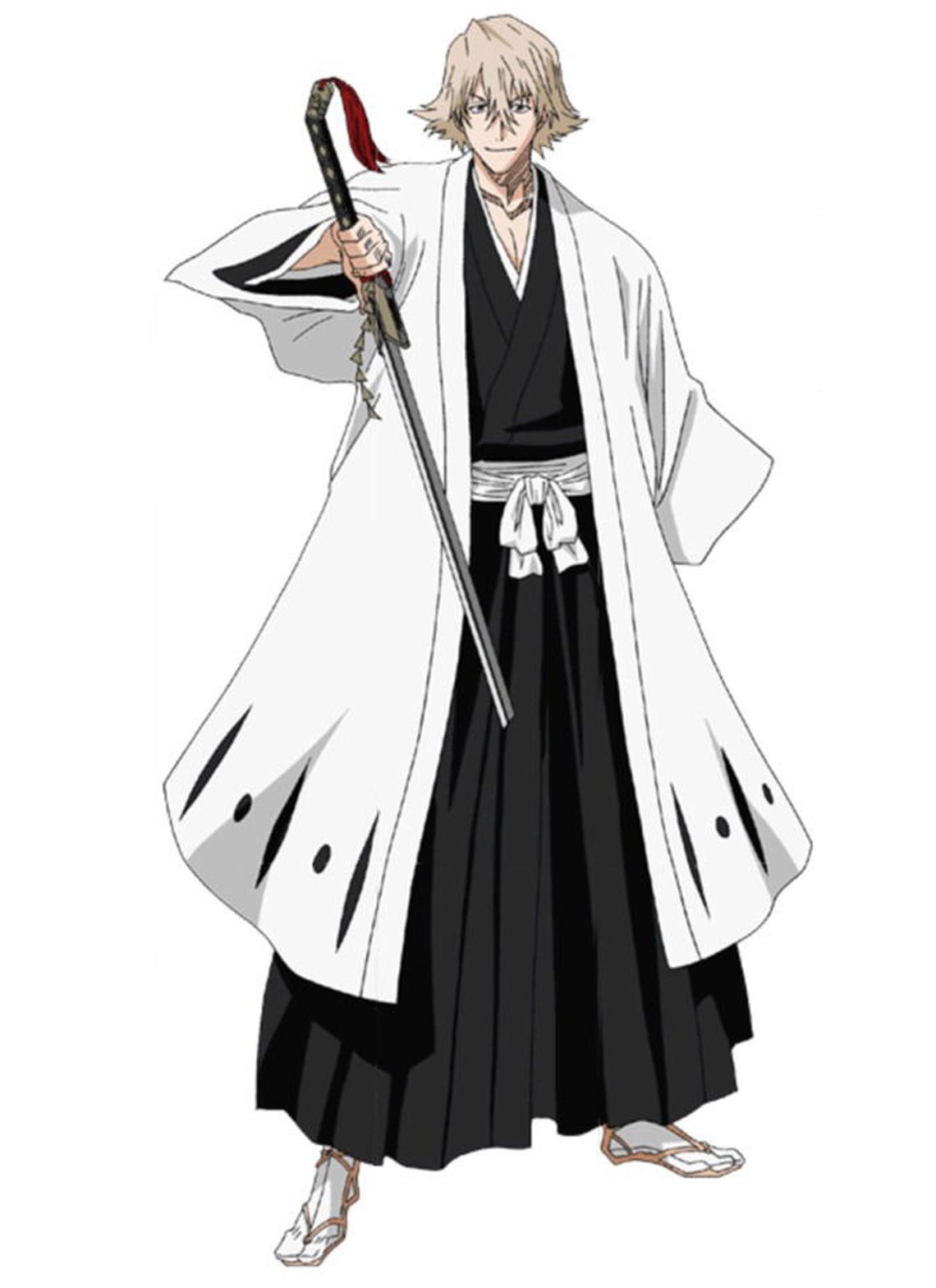 Urahara Kisuke - Capitão da Go...