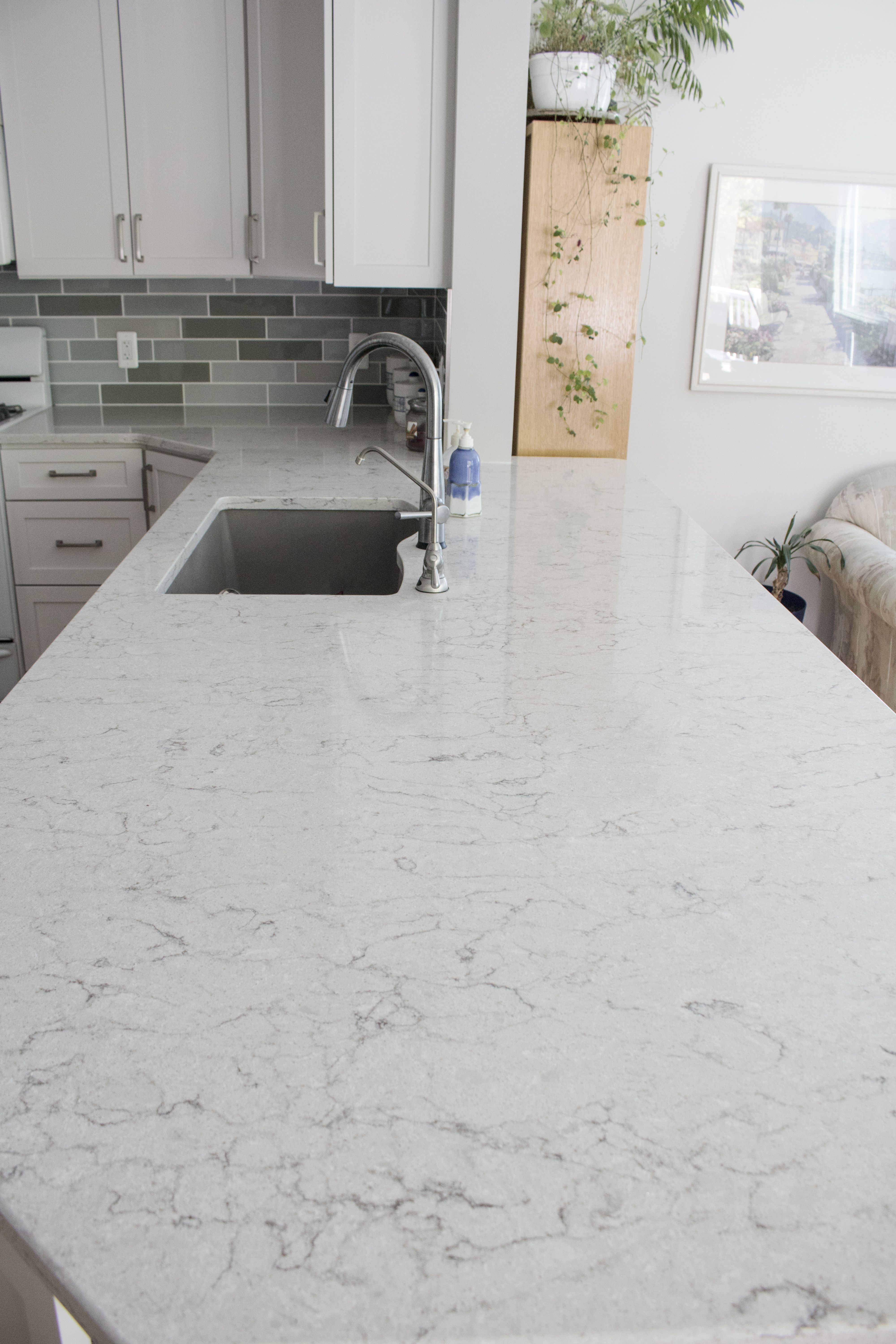 Quartz Countertops Are The Best Choice For Any Size Kitchen Design