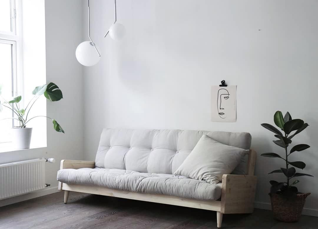 Karup Design On Instagram Read Enjoy Sleepover Indie Is Like Any Other Karup Design Product Not Just A Sofa Indie F Three Seater Sofa Seater Sofa Karup