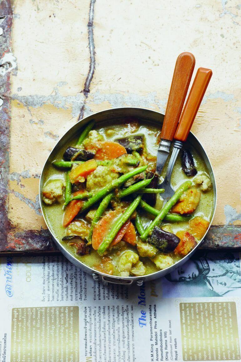 Jackie kearney recipe vegan street food thai green curry vegan a delicious recipe for vegan thai green curry from jackie kearneys exciting new travel inspired book vegan street food forumfinder Image collections