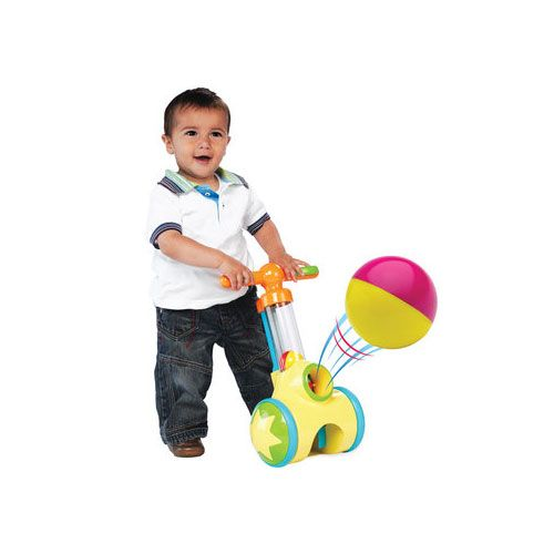 Pic N Pop Push Toy A Fun Walking Aid For Toddlers Baby Gifts