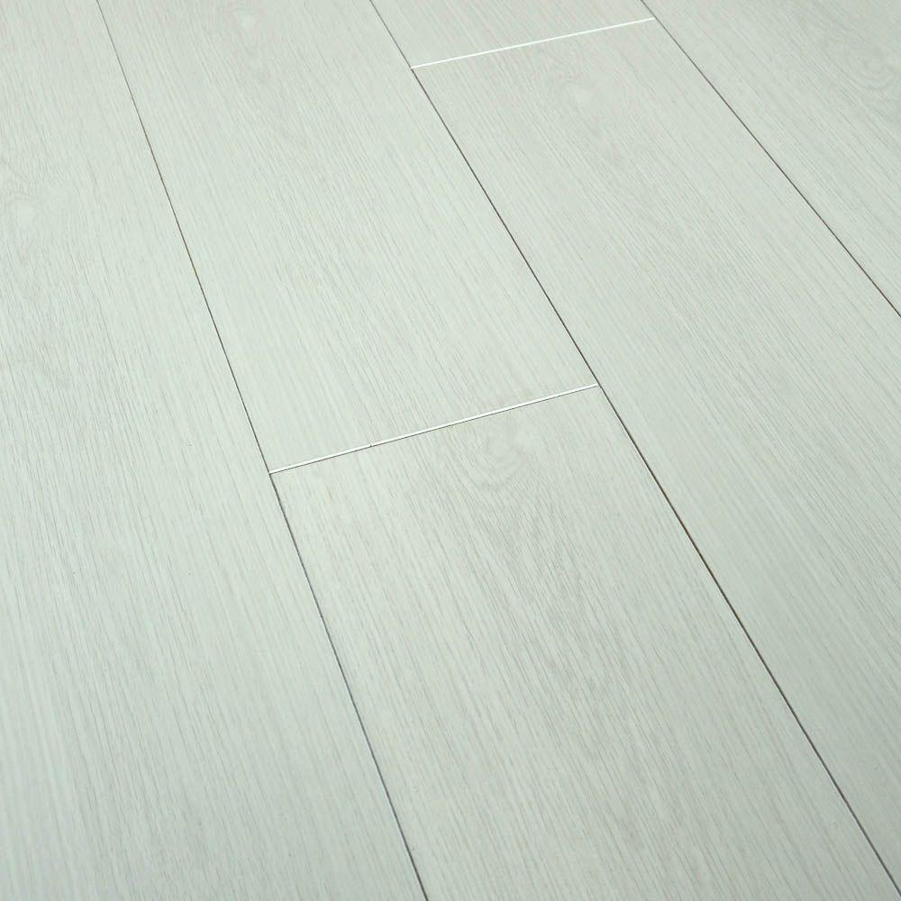 Balento QuietStep 10mm Tignes White Laminate Flooring has ...