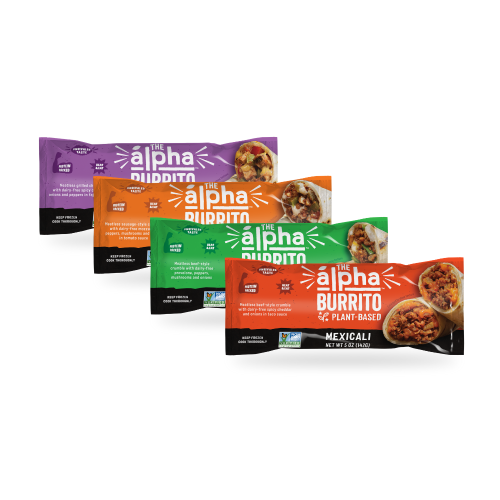 Plant Based Burritos By Alpha Foods Sooo Delicious Trynatural Gotitfree In 2020 Burritos Dehydrated Onions Roasted Cashews
