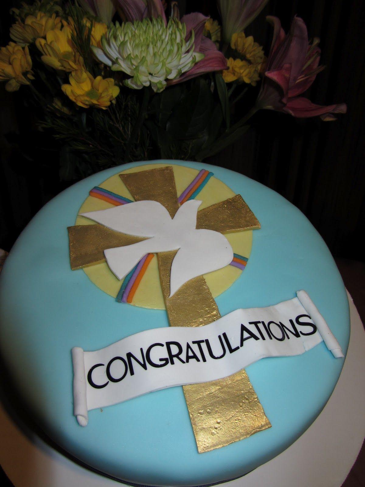 Confirmation cake | Cakes | Confirmation cakes, Religious