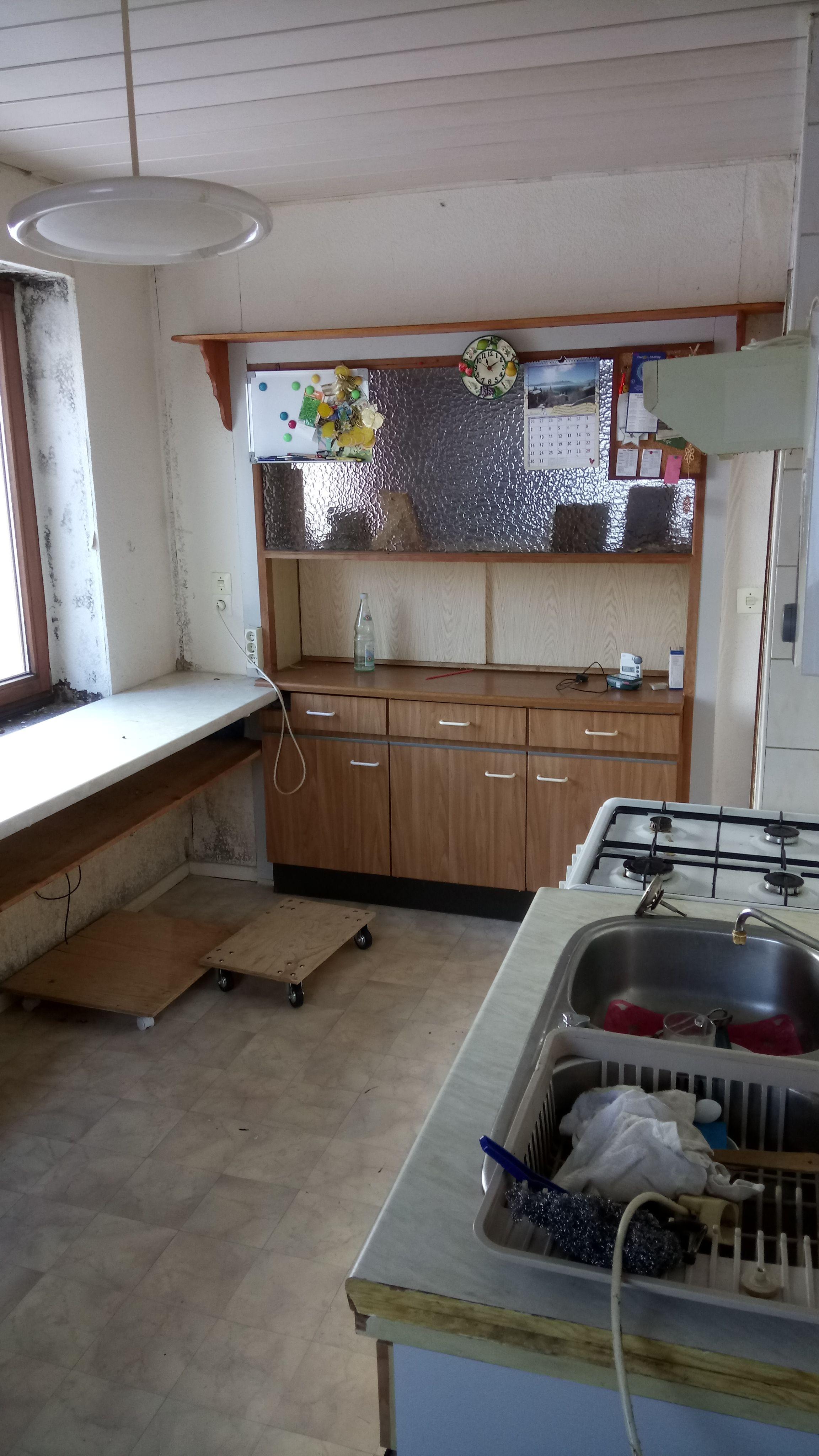 Küchenrenovierung Bauanleitung zum selber bauen | DIY - Heimwerken ...