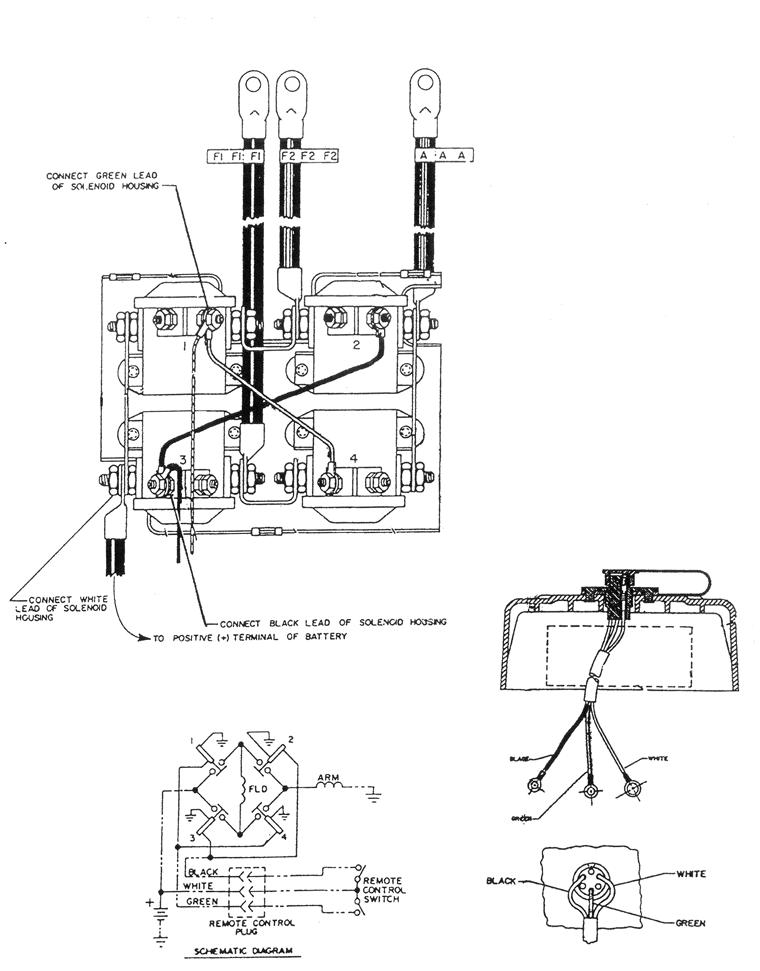 Pin By J Denney On Jeep Dash Warn Winch Winch Diagram