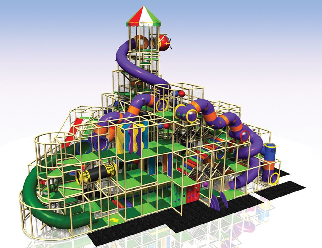 Contained Play | Prime Interactives - Soft Play, Indoor Playground ...