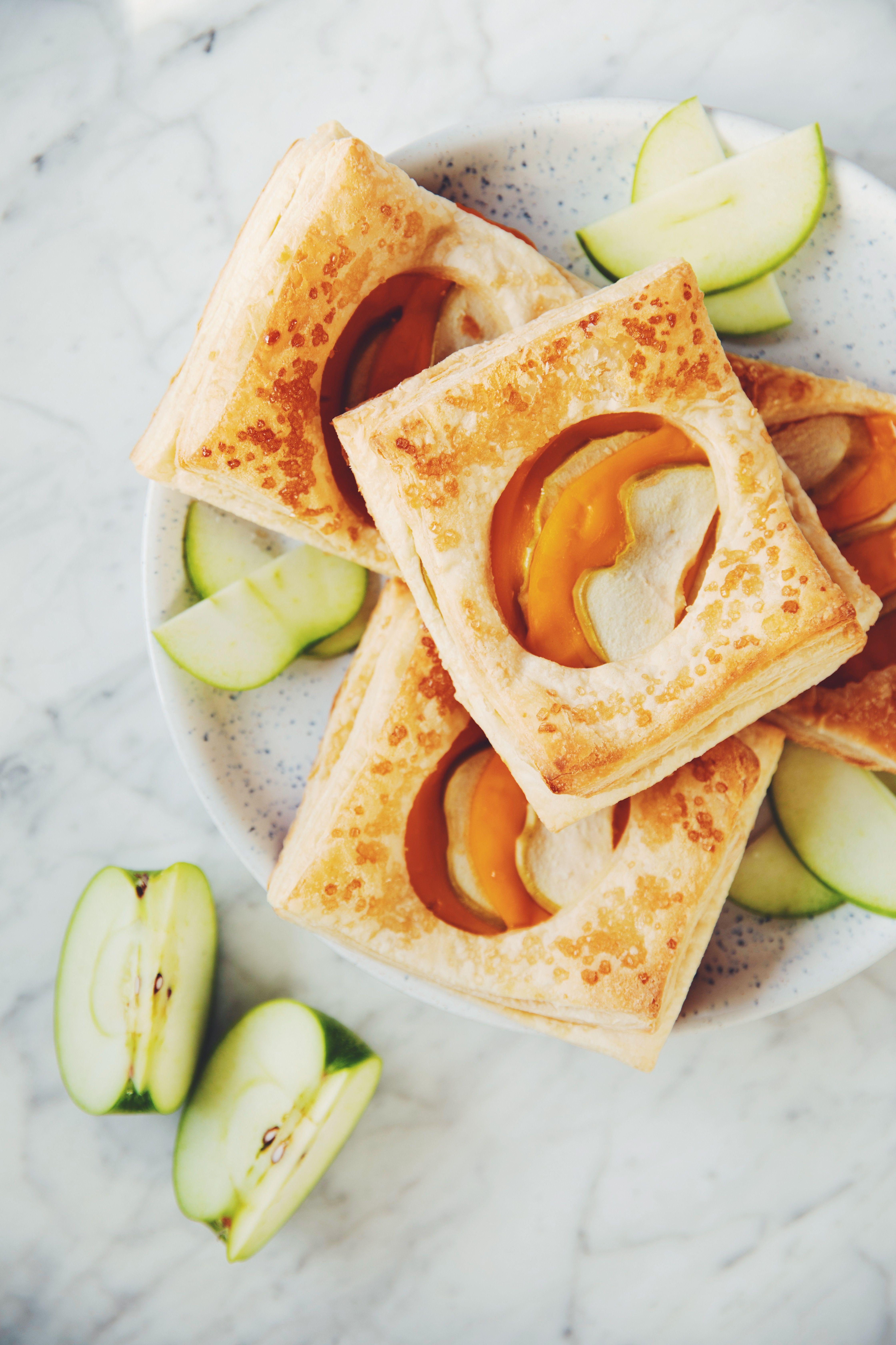 5+ Vegan Apple Appetizers
