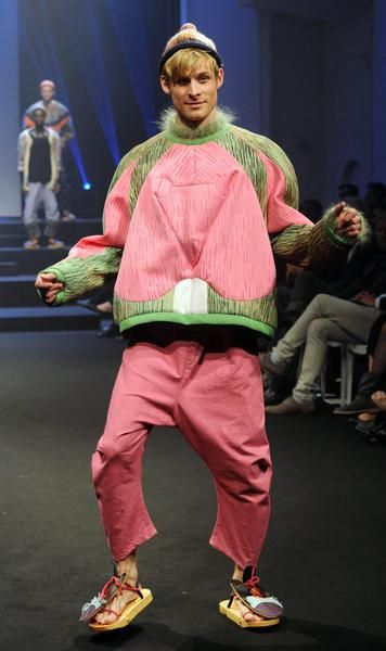 Al 'Baltic Fashion Award' una creazione di Anna Bornhold - Moda - Ansa.it