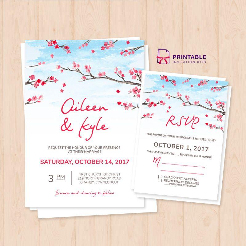 free pdf wedding invitation templates