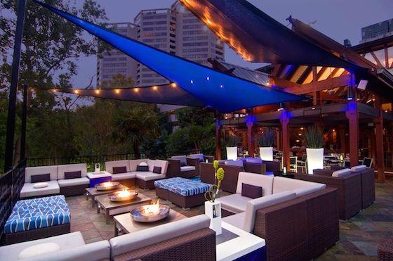 Houstonu0027s Top Patios Brenners On The Bayou The Grove Cedar Creek Backstreet  Cafe El Pueblito Cottonwood