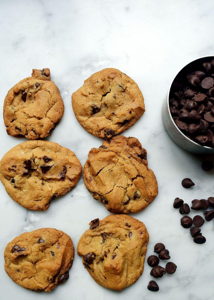 Egg free chocolate chip cookie recipe chocolate chip