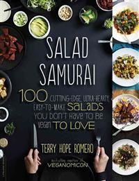 http://www.adlibris.com/fi/product.aspx?isbn=0738214876   Nimeke: Salad Samurai - Tekijä: Terry Hope Romero - ISBN: 0738214876 - Hinta: 13,70 €