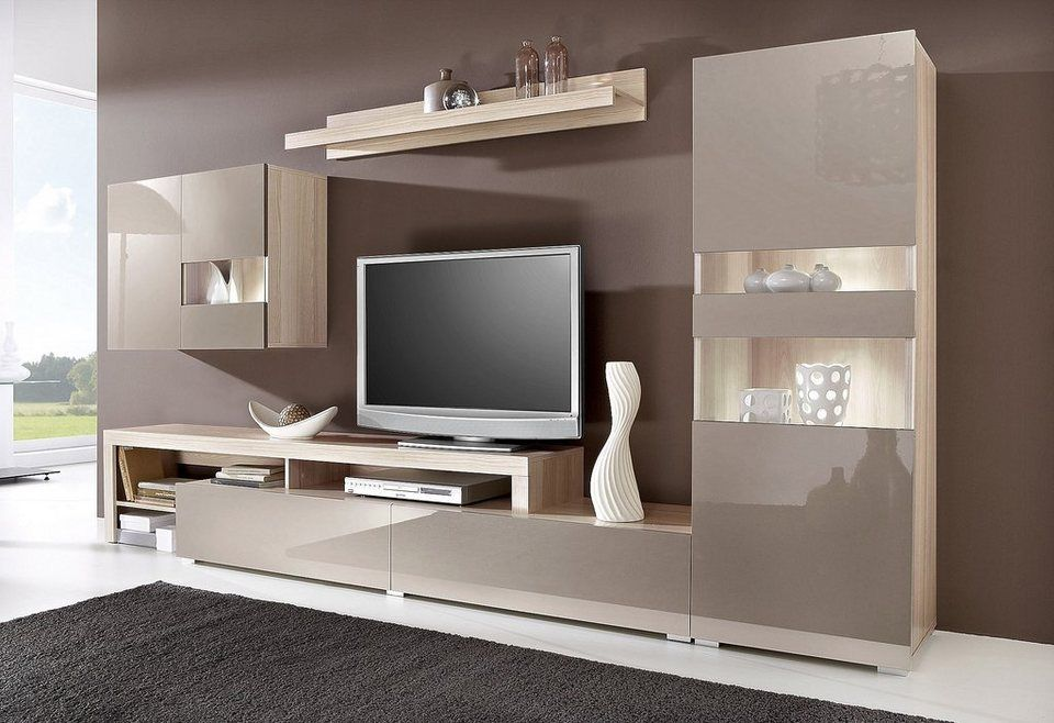 genial wohnwand kaufen living room wall units living room modern modern tv wall units