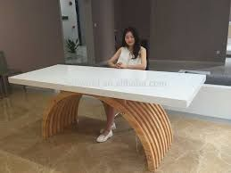 Image result for modern corian office table design | Interiors ...