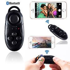 Bluetooth Mini Gamepad Mouse Remote Controller For VR Box Android Phone iPhone