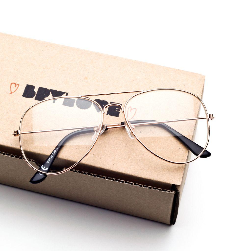 Aberdeen Okulary Zerowki Unisex Sunglasses Case Glasses Unisex