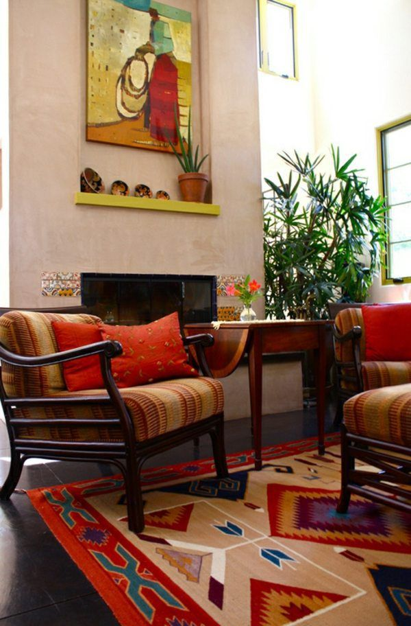 Great Wohnideen   Modern Interior Design Ideas In The Mexican Style