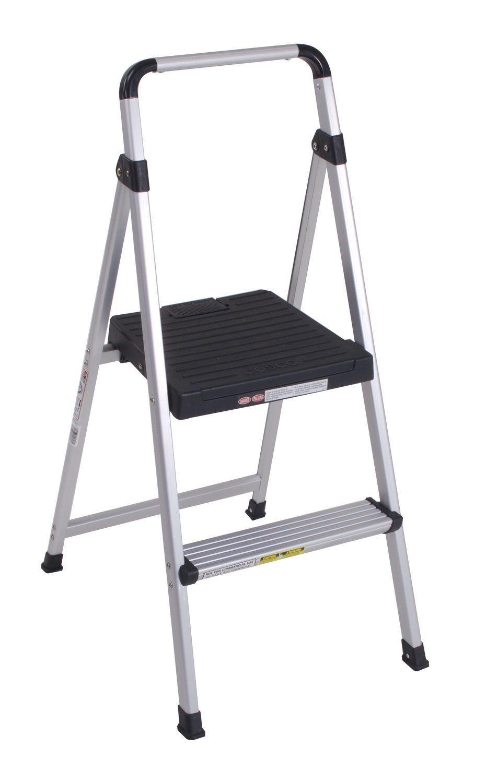 Cosco 11 628abk4 Lite Solutions Aluminum Frame Step Ladder