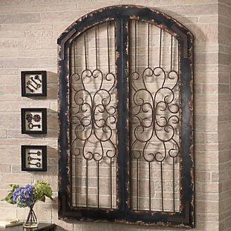 Invoking The Serenity Of A Country Garden The Avebury Wall Grille