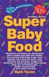 super baby food book ruth yaron second edition