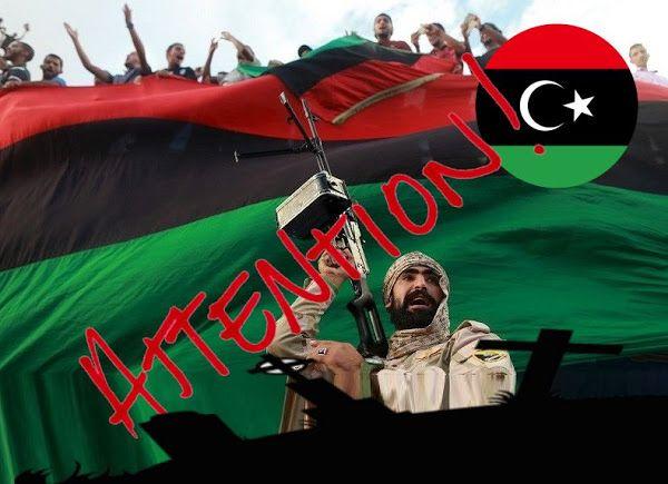 CONFLIT SOUS-JACENT.  Libye: une union de milices appelle à prendre les armes contre les forces françaises et occidentales