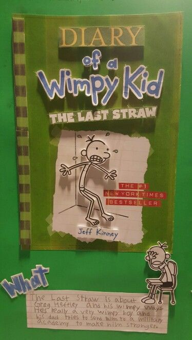 Diary Of A Wimpy Kid The Last Straw Wimpy Kid Wimpy 2nd Grade Books