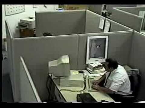 Frustration At Work Office Humor Funny Clips Very Funny Gif