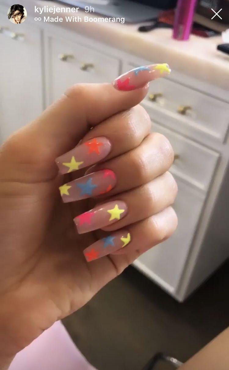 Kylie Jenner Nails Coachella Kylie Nails Coachella Nails Festival Nails