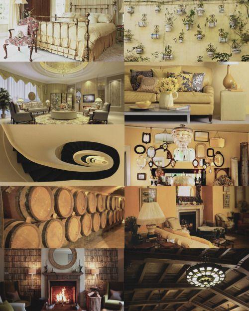 hufflepuff aesthetics | fun stuff | Pinterest | Hogwarts, Harry ...