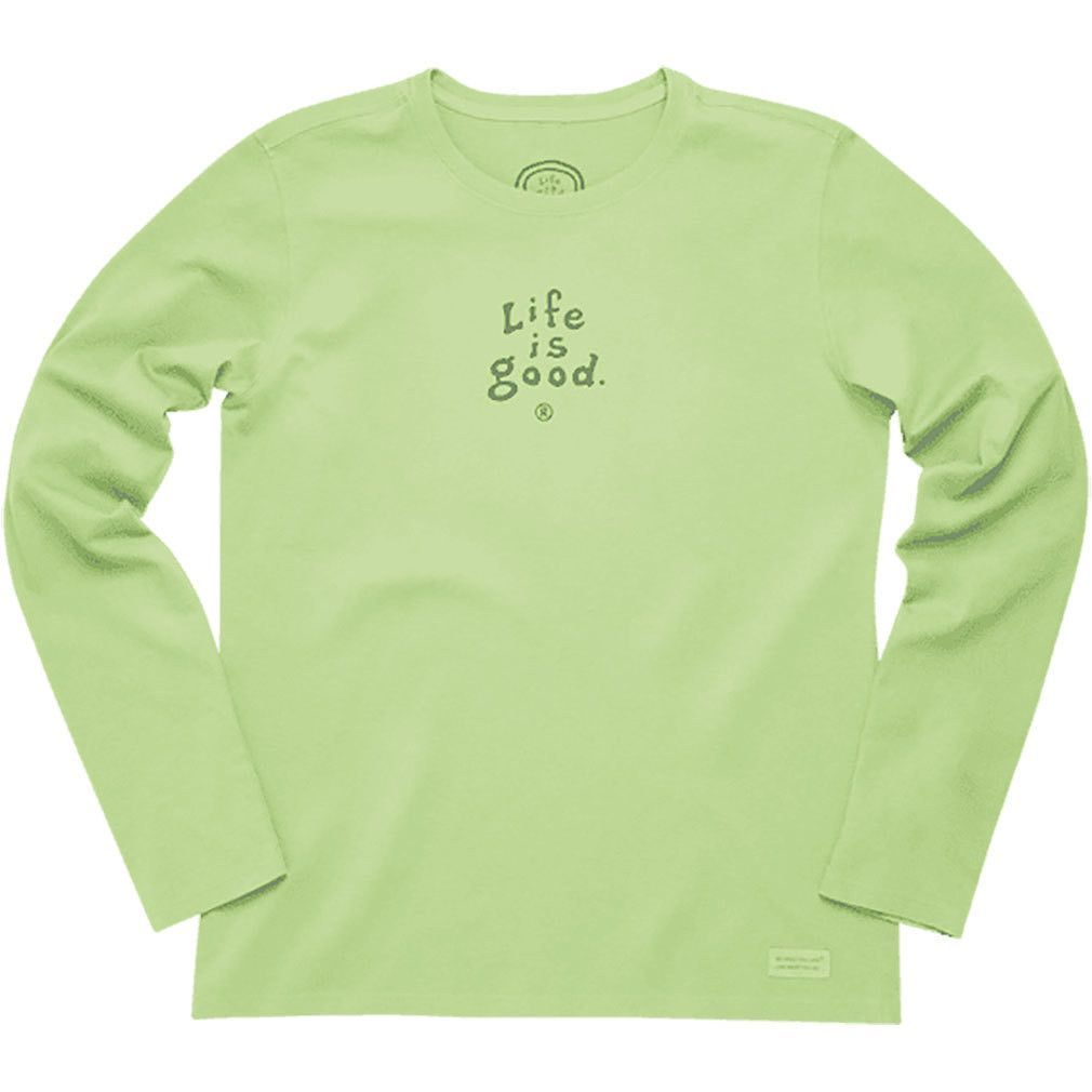 Crusher Long Sleeve LIG T-Shirt by Life is good