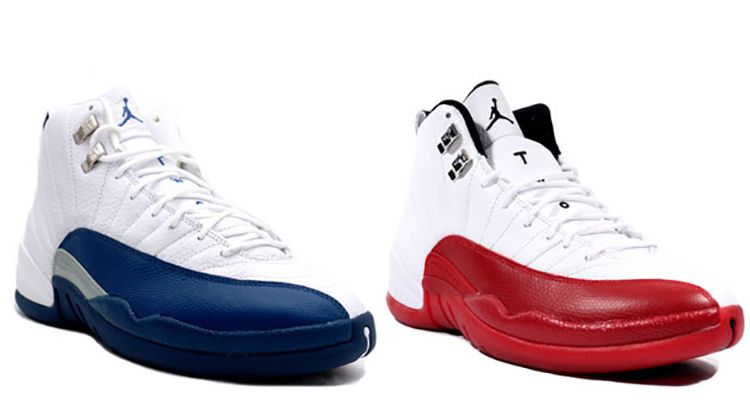 """d10b369ab541 The Air Jordan 12 """"French Blue"""" and """"Varsity Red"""" Set to Return in 2016"""