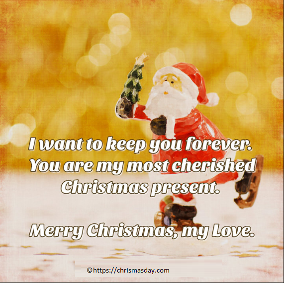 Christmas Message for boyfriend Long Distance Christmas