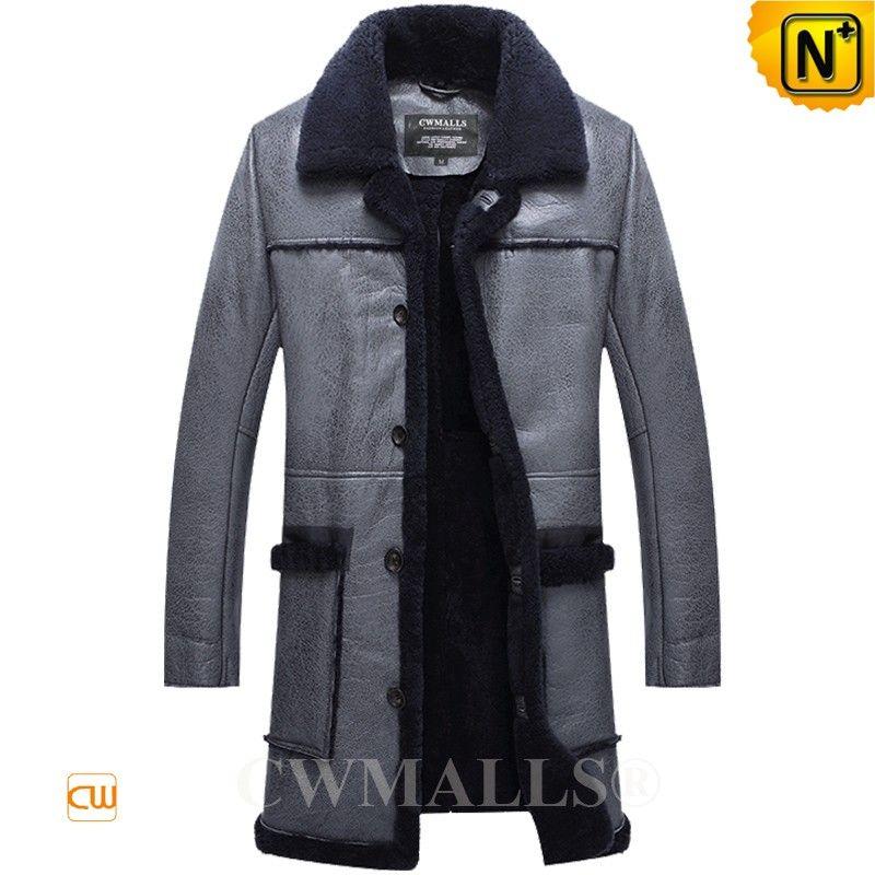 USA Brand | CWMALLS® Cheyenne Shearling Sheepskin Coat CW807669 ...