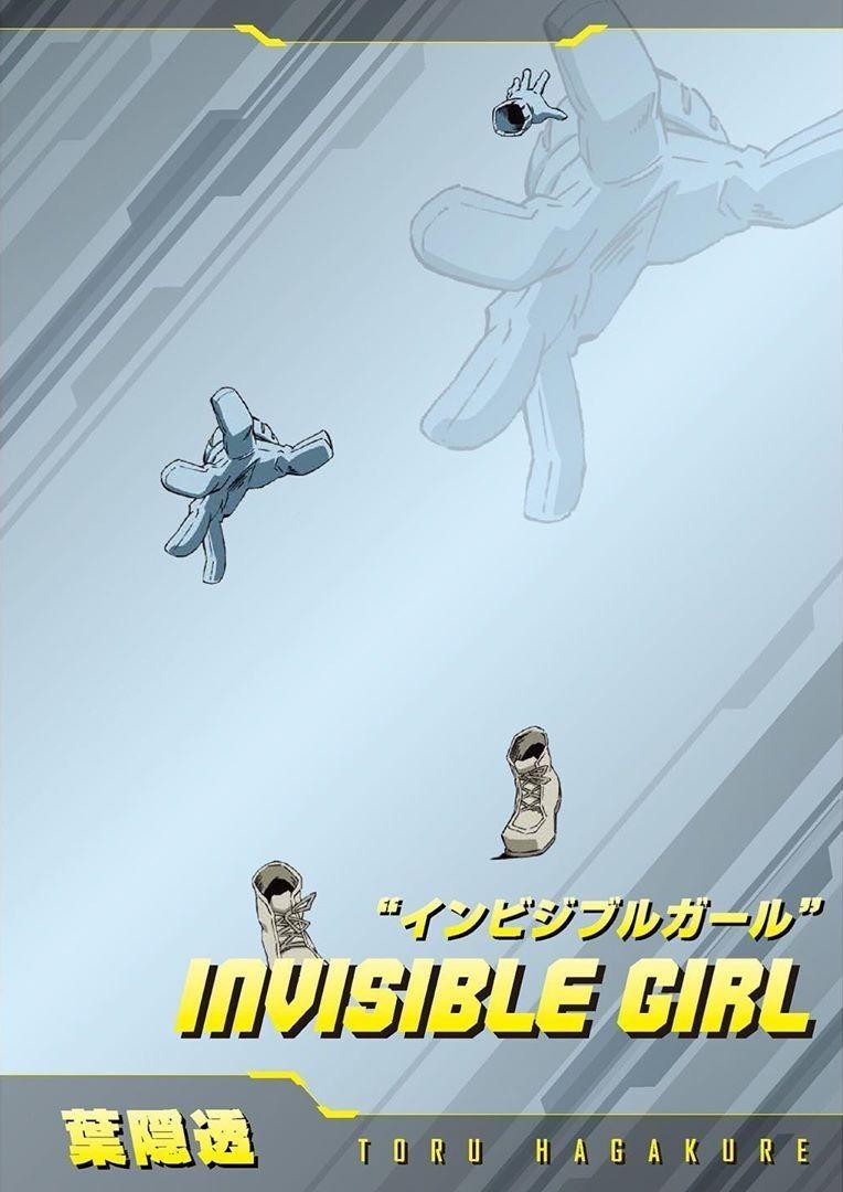 Toru Hagakure Invisible Girl Hero Poster My Hero My Hero Academia Memes