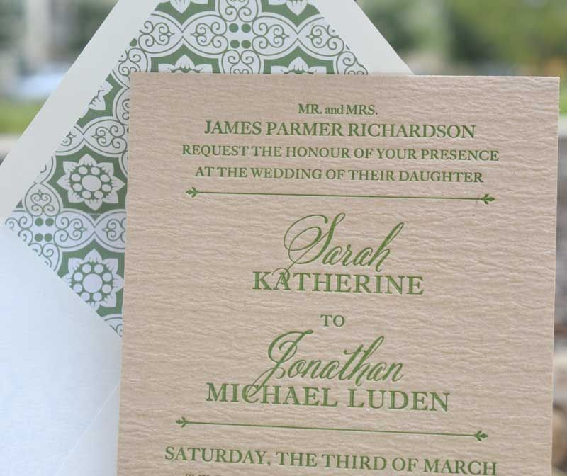 all ireland wedding invitations%0A Sarah   Jonathan u    s GermanInspired Wedding Invitations