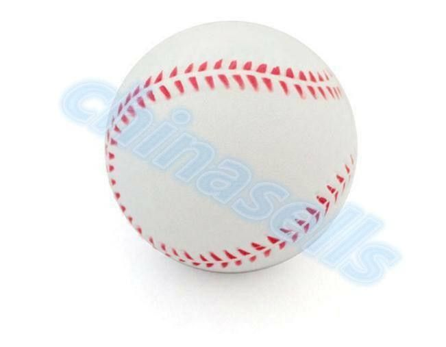 1pcs 9inch White Safety Kid Baseball Base Ball Practice Trainning Pu Chlid Softball Balls Sport Team Game No Hand Sewin In 2021 Baseball Bases Team Games Kids Baseball
