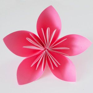 How to make origami flowers paperfun by aurelia ang pinterest how to make origami flowers mightylinksfo