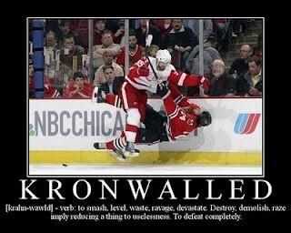 Kronwall #RedWings