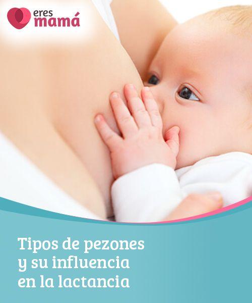 Tipos de pezones y su influencia en la lactancia