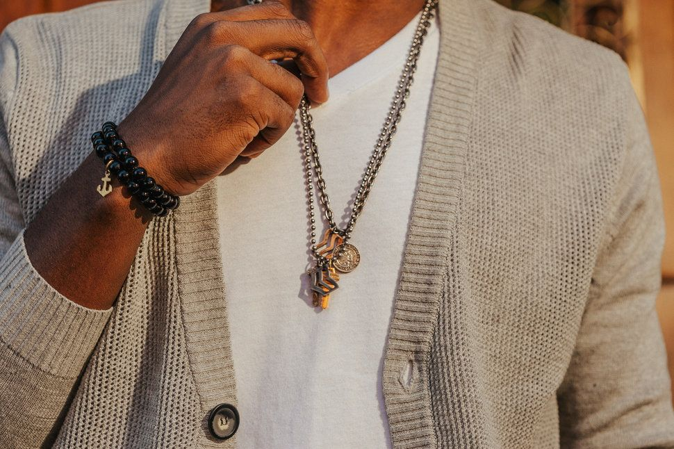 27+ Mens jewelry style guide ideas